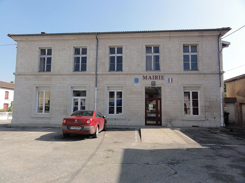 Tilly-sur-Meuse (Meuse) mairie