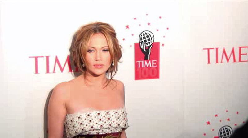 Time 100 Jennifer Lopez a