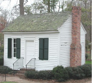 Henry Timrod - The school where Henry Timrod taught is still preserved in Timrod Park, Florence, South Carolina.