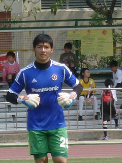 Tin Man Ho Chinese footballer