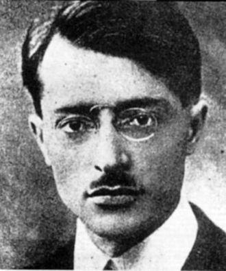 Palmiro Togliatti - Togliatti during 1920s