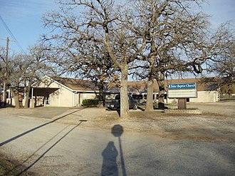 Tolar, Texas - Image: Tolar Baptist Church
