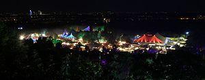 Neuhausen-Nymphenburg - Tollwood Festival