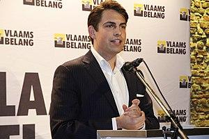 Tom Van Grieken - Tom Van Grieken in 2014
