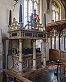 Tomb of Sir Thomas Lovell and Dame Alice, Church of St Peter and St Paul, East Harling 1.jpg