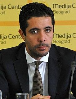 Tomislav Momirović Serbian businessman and politician