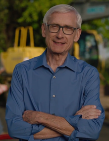 Tony Evers in September 2018 (I).png