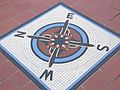 Top Of The Rock Compass.JPG
