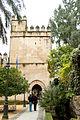 Torre de los Leones - Alcázar de los Reyes Cristianos 02.jpg
