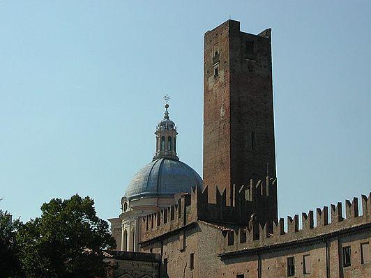 Torre della Gabbia, Mantua