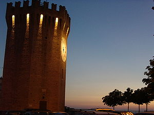 San Benedetto del Tronto - Gualtieri Tower