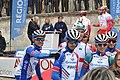 Tour La Provence 2019 - Avignon - présentation des équipes - Groupama FDJ.jpg