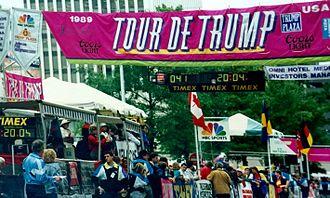 Tour DuPont - Image: Tour de Trump 1989
