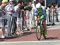 Tour of California 2010, Liquigas Rider (5673905922).jpg