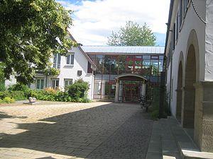 Dettenhausen - Town hall Dettenhausen