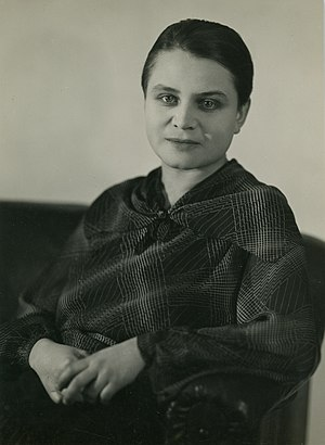 Toyen - Toyen in 1930