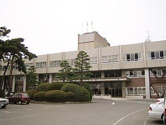Toyokawa, Aichi - Toyokawa City Hall
