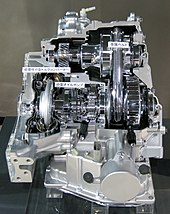 Continuously Variable Transmission Wikipedia