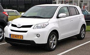 Toyota ist - Toyota Urban Cruiser