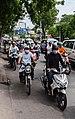 Tráfico en Ciudad Ho Chi Minh, Vietnam, 2013-08-14, DD 04.JPG