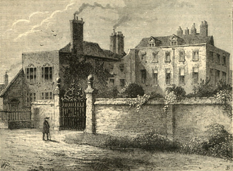 John Tradescant the Younger - Tradescant's House, Lambeth