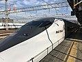 Train of Hakata-Minami Line at Hakata-Minami Station 4.jpg