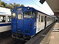 Train of Kashii Line at Kashii Station.jpg