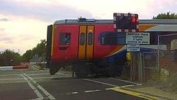 Train on Attenborough Level Crossing.jpg