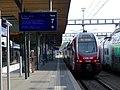 Train pour Pétange quittant la gare de Luxembourg (juin 2019).JPG