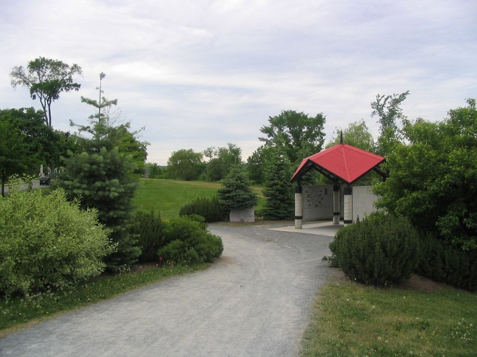Trans Canada Trail Pavilion