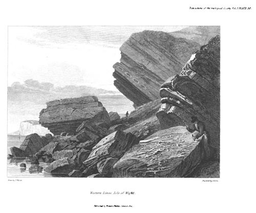 Transactions of the Geological Society, 1st series, vol. 2 plate page 0647.jpg