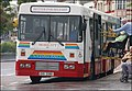 Translink Metro mobility bus 361 Citybus Tours livery Leyland Tiger Alexander Belfast DXI 3361 in Bangor, County Down 3 July 2007.jpg