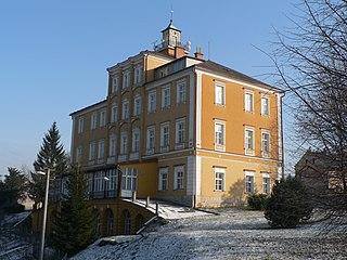 Dolní Studénky Municipality in Olomouc, Czech Republic