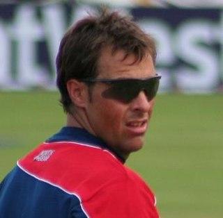 Marcus Trescothick English cricketer