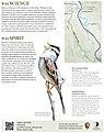 Triple Lakes Trail Guide Page 2 (8120398133).jpg