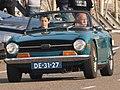 Triumph TR 6 dutch licence registration DE-31-27 pic1.JPG
