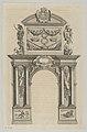 Triumphal arch, from 'Éloges et discours sur la triomphante réception du Roy en sa ville de Paris ...' by Jean-Baptiste de Machault MET DP855542.jpg