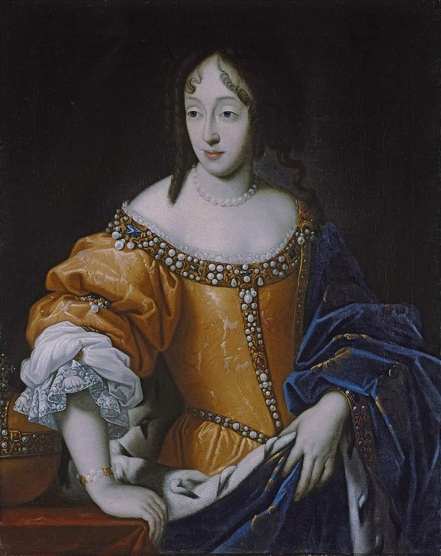 Triva - Henriette Adelaide of Savoy - Alte Pinakothek