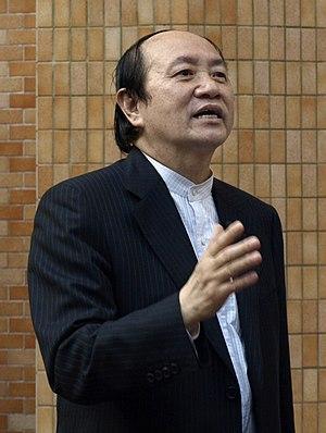 Hong Kong Chief Executive election, 2005 - Image: Tsim Pui Chung