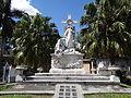 Tumba familia Alejandro Ángel. Cementerio de San Pedro. Medellín.JPG
