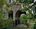 Tumbledown German house with any symbol - panoramio.jpg