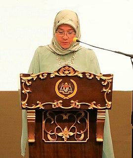 Tunku Azizah Aminah Maimunah Iskandariah Raja Permaisuri Agong