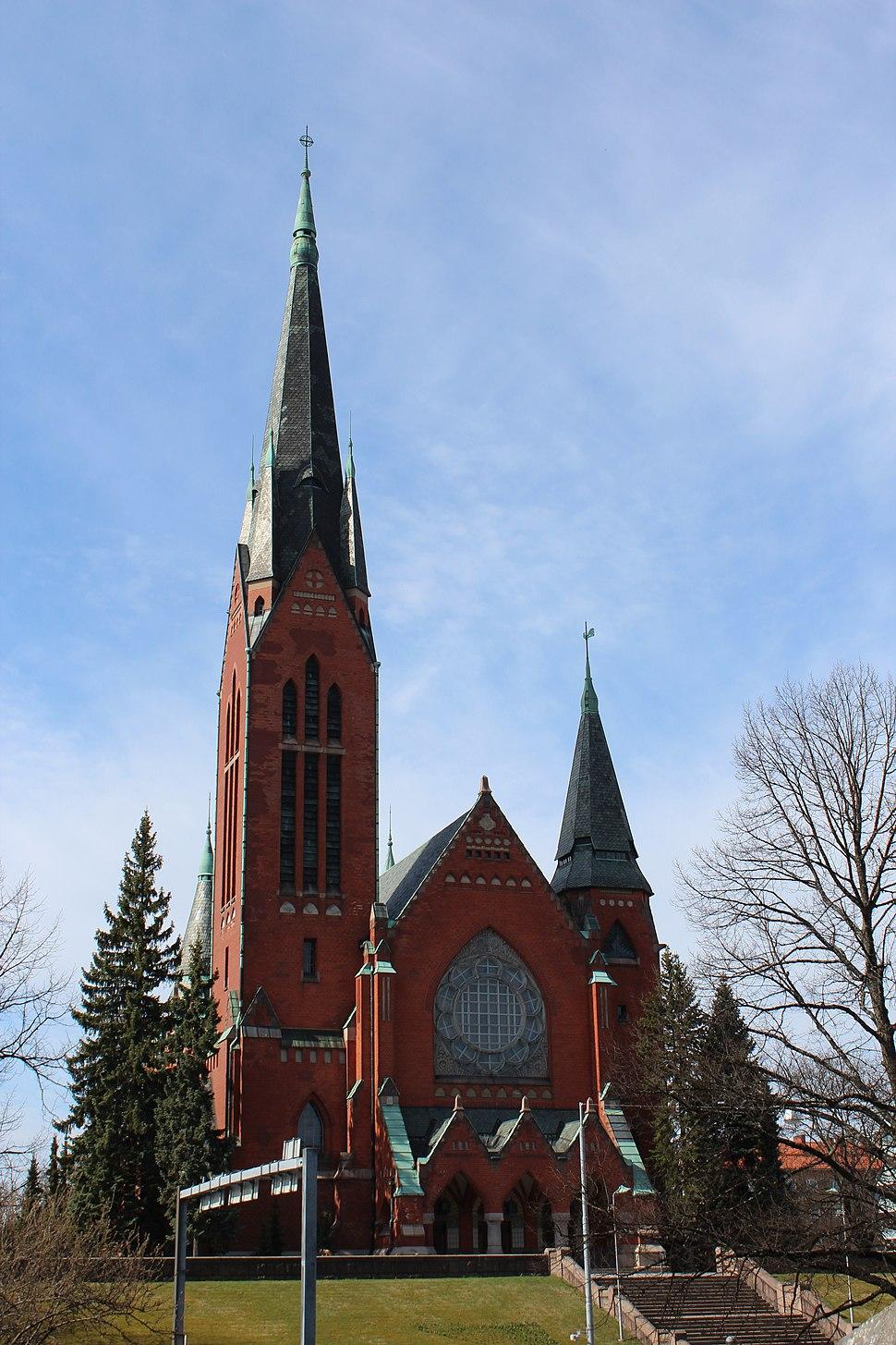 Turku - Archangel Michael's church 02