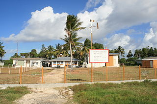 meteorological service of Tuvalu