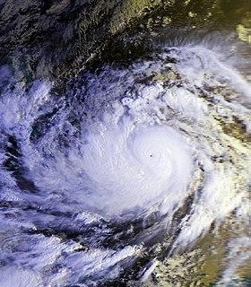 Typhoon Mike Pacific typhoon in 1990