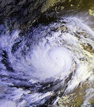 Climate of Cebu - Typhoon Mike