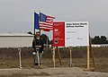 US, NATO, Romanian partners break ground on missile defense complex (10601907736).jpg