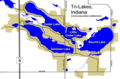 US-IN-Whitley County Tri Lakes Map.png