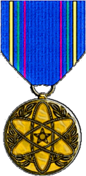 USAF Nuclear Deterrence Operations Service Medal