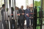 USAID Mission Director John Groarke Inaugurates Faculty of Education at the University of the Punjab, Highlighting Education as Key to Development and Human Rights (32996215504).jpg